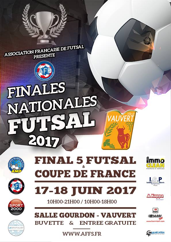 finales Nationales Futsal 2017